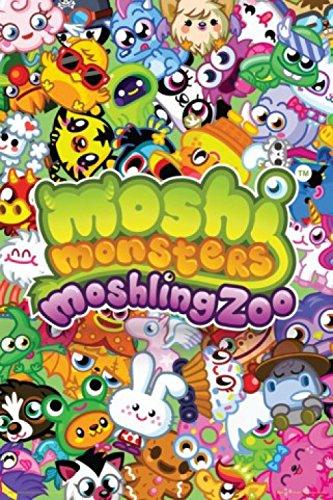 1art1 Moshi Monsters - Moshling Zoo Poster Stampa (91 x 61cm)