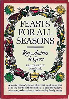 Paperback Feasts for all seasons Book