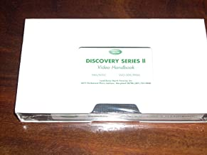 Land-Rover Discovery Series II Video Handbook (VHS/NTSC). Part No. VVO 009/99DS. Authentic Land-Rover production.