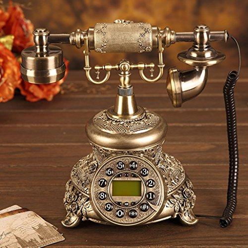 Shopping-De style européen Antique Bois Retro Fashion Creative Téléphone 109