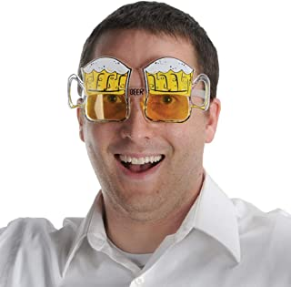 Beer Mug Fanci-Frames Party Accessory (1 count) (1/Pkg)