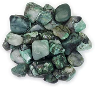 Best emerald tumbled stone Reviews