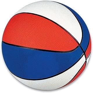 Rhode Island Novelty Red White & Blue Mini Basketballs 5-Pack