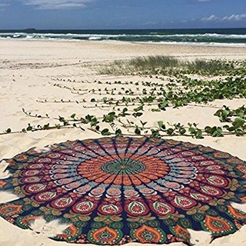 Round Indian Mandala
