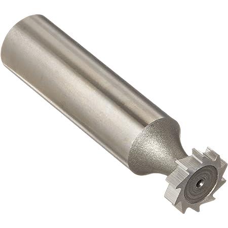 Straight Tooth Super Tool Narrow Width 26126 USA Made High Speed Steel 7//8 Diameter 1//16 Wide HSS Keyseat Cutter