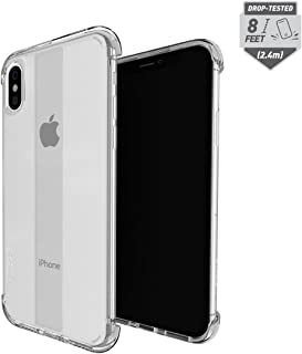 Skech Stark Minimal Naked Shockproof Protective Case for Apple iPhone X - Clear