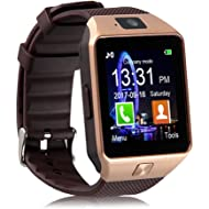 Padgene DZ09 Bluetooth Smart Watch with Camera for Samsung, Nexus, HTC, Sony, LG and Other...