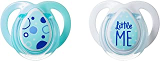 Tommee Tippee Closer To Nature 2 Piece Moda Pacifier, 0-6 Months