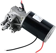 YaeTek Reversible Worm Gear Motor High Torque Speed Reducing Electric Gearbox Motor-JCF63R