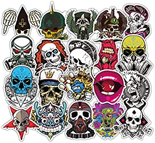 cool skull stickers