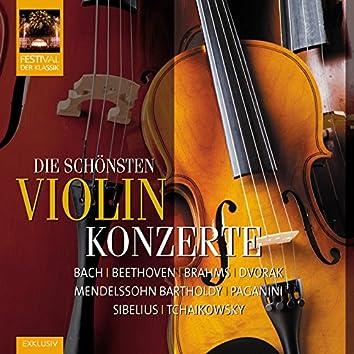 Best Violin Concerts