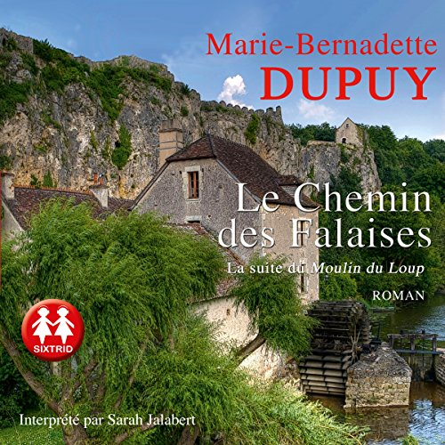 Le chemin des Falaises audiobook cover art