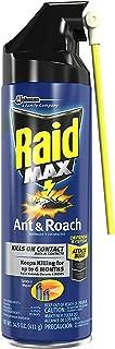 Raid Max Ant & Roach Killer, 14.5 OZ (Pack - 6)