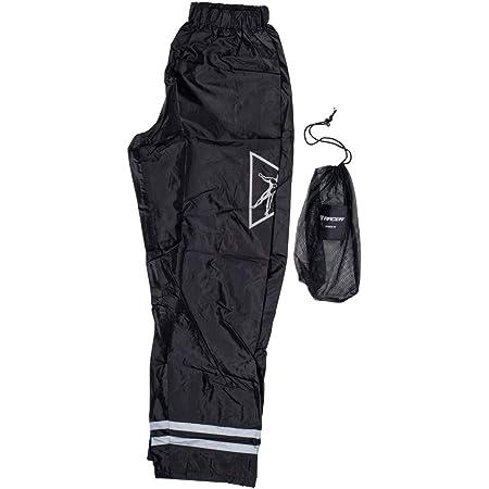 Noir 3XL RACER Fluo Pantalon Imperm/éable
