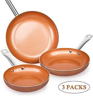 Best big red copper pan Reviews