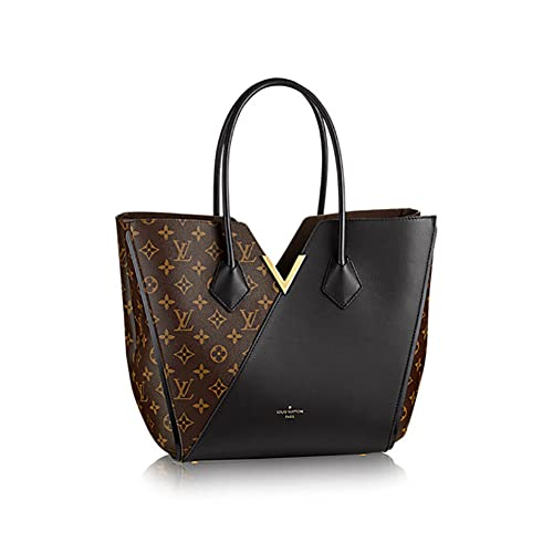 88b8bba11833 Authentic Louis Vuitton Kimono Tote Monogram Canvas Handbag Article  M40460  Noir Made in France