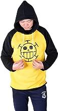 Anime Trafalgar Law Cosplay Costume Casual Heart Pirates Pullover Hoodie Jacket Sweatshirt Outerwear Tops Coat Unisex