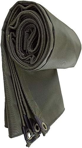 Niuniu Bache imperméable de Tente de Camping, bache Polyvalente d'auvent, Tapis extérieur portatif de Tapis, Pluie UV de Voiture (Taille   6mx5m)