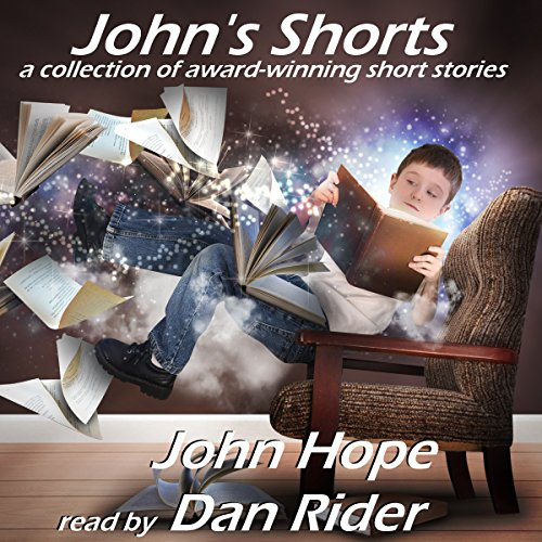 John's Shorts, Book 1 audiobook cover art