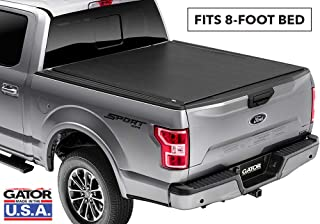 Gator ETX Soft Roll Up Truck Bed Tonneau Cover | 53308 | fits 04-14 Ford F-150 , 8 Bed | Made in the USA