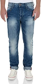 0184d69b Lee Cooper Harry Straight Leg Regular Fit Denim Jeans