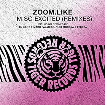 I'm so Excited (Remixes)