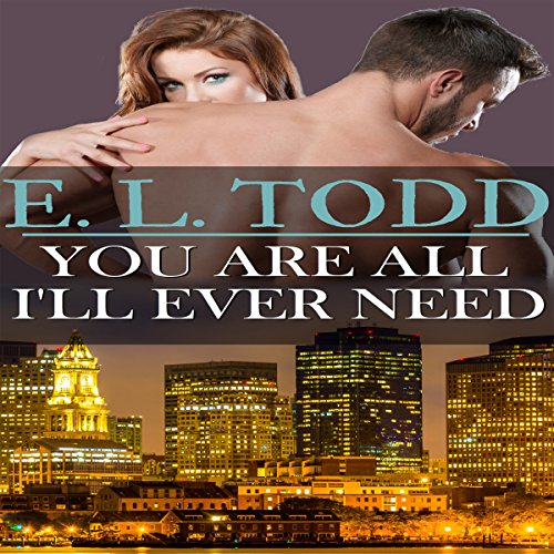 You Are All I'll Ever Need audiobook cover art