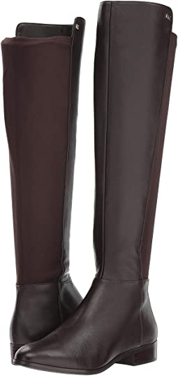 211e31b821fa Coffee Nappa Sensitive Stretch. 142. MICHAEL Michael Kors. Bromley Flat Boot