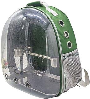 perfk Juguete Hamaca Túnel Ardilla Hámster Accesorios Colocar Jaula Casa de Mascota Conveniente Cómodo Corazón Jardín Aves