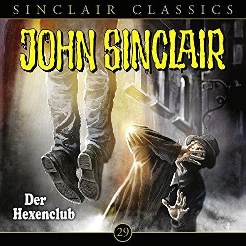 Der Hexenclub (John Sinclair Classics 29) Titelbild