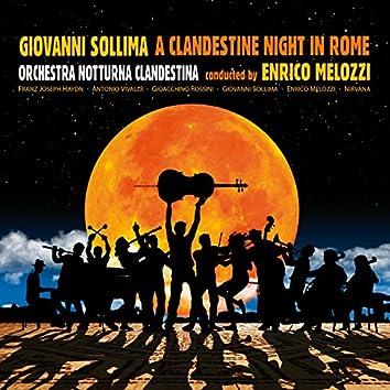 A Clandestine Night In Rome