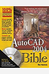 AutoCAD 2004 Bible Paperback
