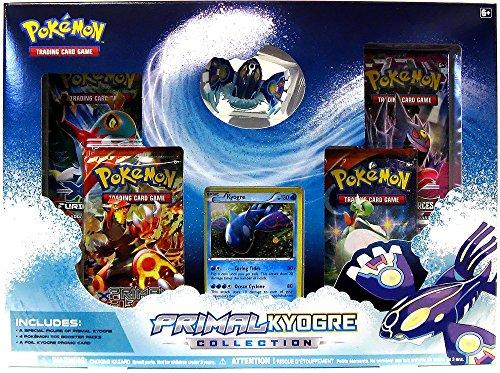 Pokemon Primal Reversion Primal Kyogre Collection