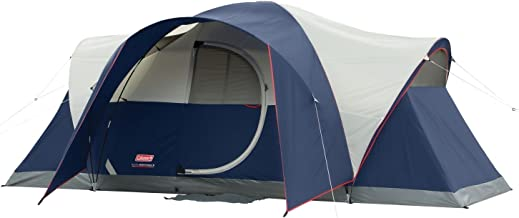 Coleman Tent for Camping   Elite Montana Tent with Easy Setup (Renewed)
