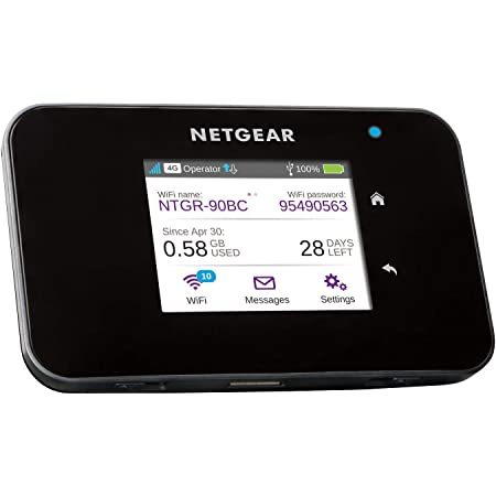 Netgear Ac810 Mobiler Wlan Router 4g Lte Router Computer Zubehör