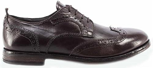 MOMA chaussures hommes appalosa 68703 TM Vintage Testa di Mor Bassa Pelle fw 17 18