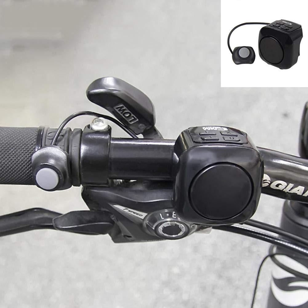 Bicicleta Bell Contraseña Alarma Vibrante Alto Decibel Antirrobo ...