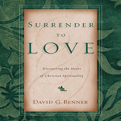 Surrender to Love audiobook cover art