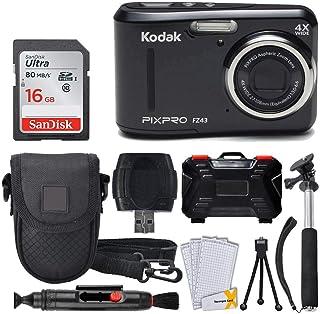 Kodak PIXPRO FZ43 16.15MP Digital Camera with 4X Optical...