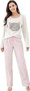 Women's Soft and Warm Fleece Two-Piece Set Size S-XL RHW2773