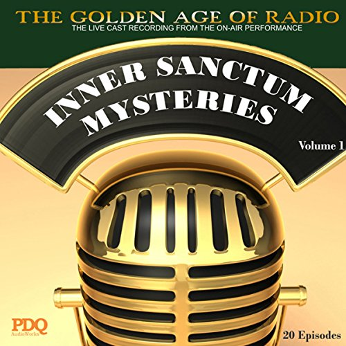 Inner Sanctum Mysteries cover art