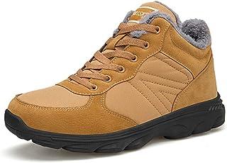 TORISKY Bottes Homme Femme Hiver Neige Imperméable Chaussures de Randonnée Confortable Chaudes 36-46EU