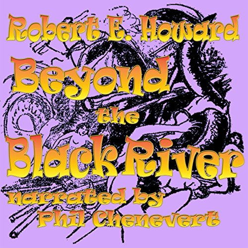 Beyond the Black River audiobook cover art