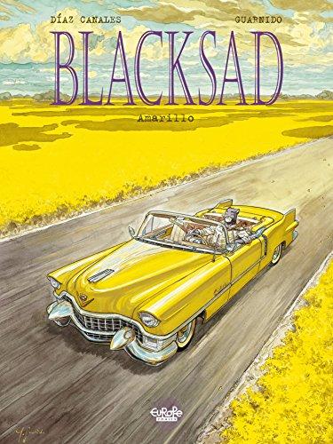 Blacksad - Volume 5 - Amarillo (The Blacksad) (English Edition)
