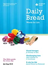 Daily Bread: July–September 2019