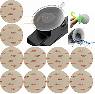 Lock Sucker Suction Cup Hook Dashboard Car Mount Mounting Super Strong Adhesive Pads 6CM and 8CM Can Use for Xiaoyi Camera