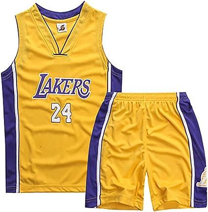 Los Angeles Lakers Kobe Bryant #24- Men's Adult Basketball Shorts ...