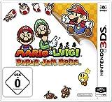 Mario & Luigi: Paper Jam Bros. Importación Alemana