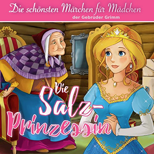 Die Salzprinzessin audiobook cover art