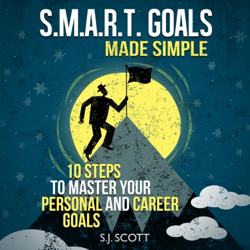 S.M.A.R.T. Goals Made Simple audiobook cover art